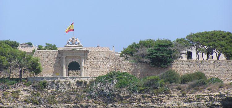 Isla de Lazareto - Puerto de Mahón