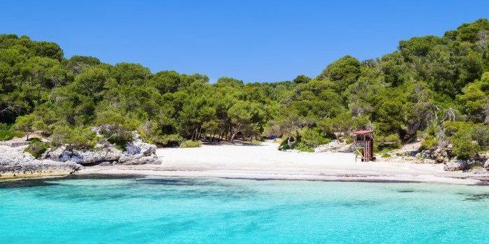 Playas de Menorca - Cala Turqueta