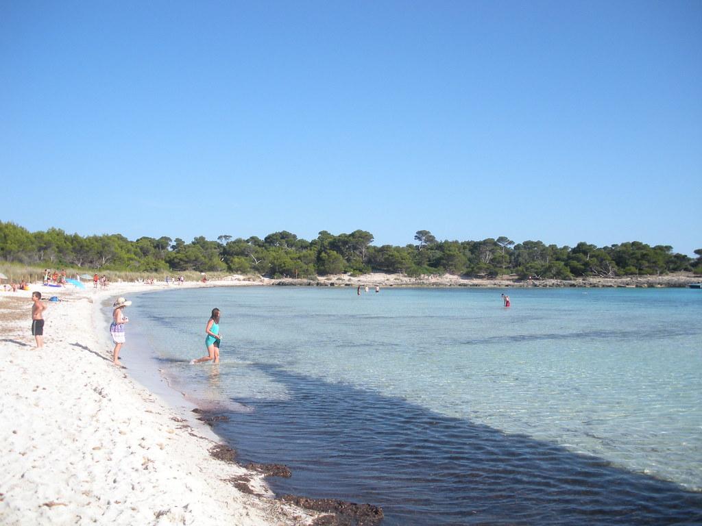 Playas de Menorca - Son Saura